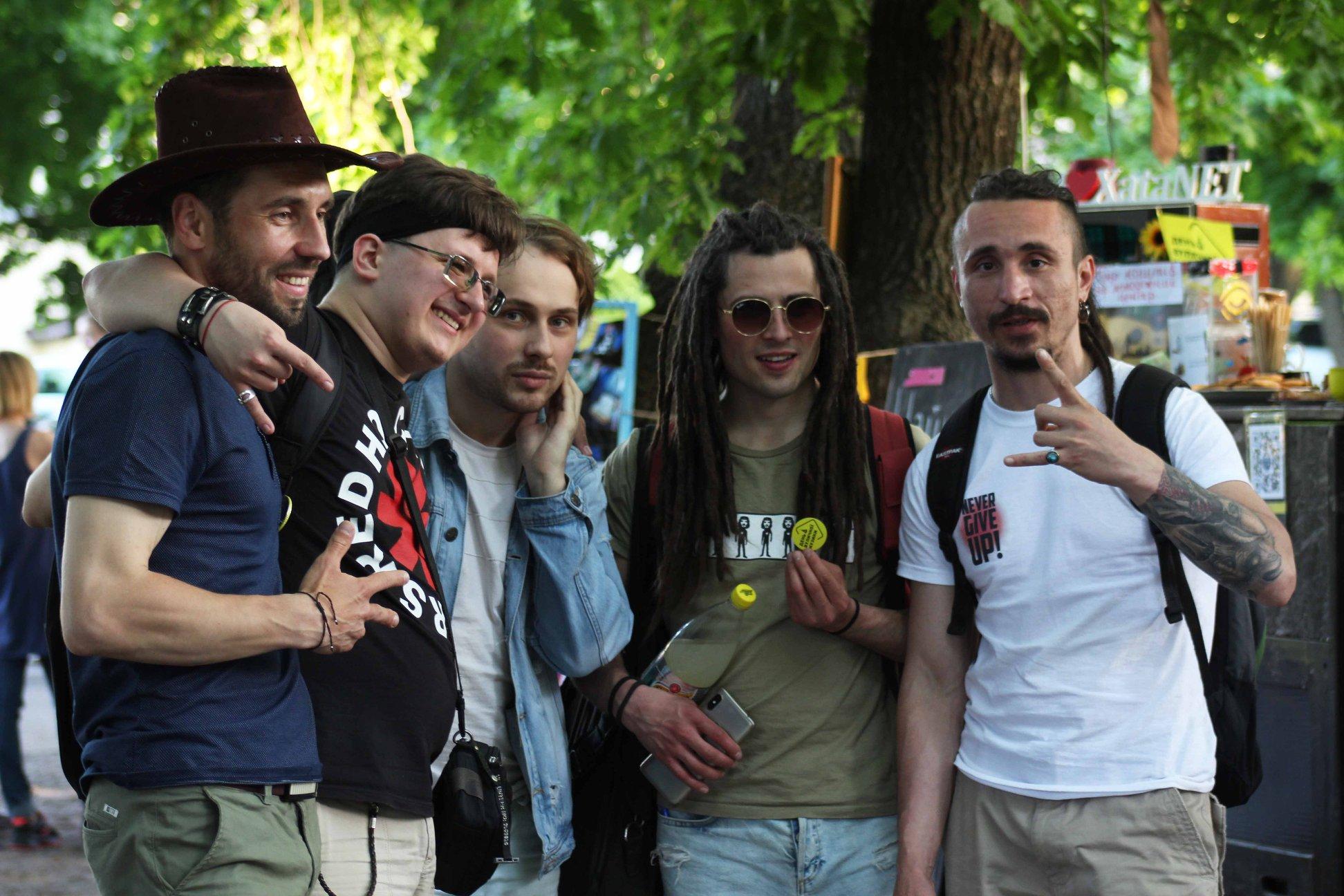 День вуличної музики у Переяславі-Хмельницькому (фото) -  - 60805647 2450367324982587 1031989557857353728 o