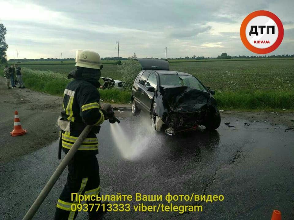 Серйозна ДТП у Борисполі: водія госпіталізували у важкому стані -  - 60830953 1330930153739541 2602808107599921152 n
