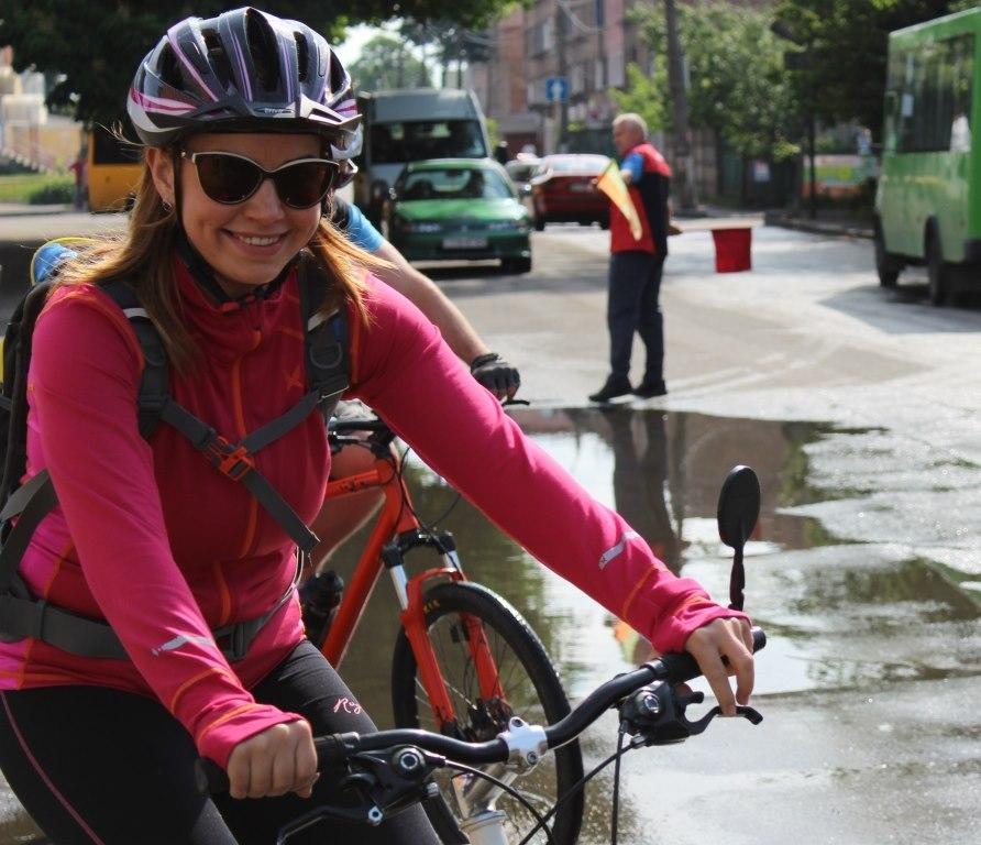 Велосипед – у маси! У Фастові відбувся Велодень - Фастів, велосипед - 60876397 2126916084093152 8063469836002394112 n