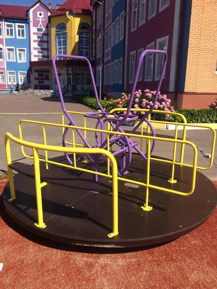 60919379_606372399861586_2511498945427931136_n На Київщині відкриють інклюзивний парк для дітей