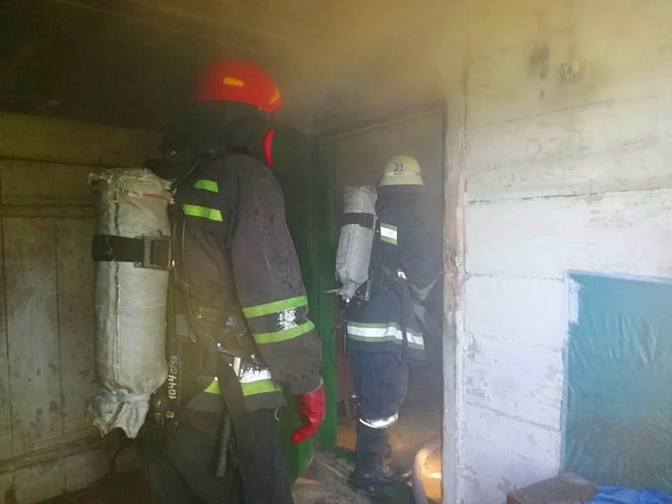 На Київщині у пожежі загинув літній чоловік - рятувальники, пожежа, Бородянський район, Берестянка - 61056027 375989283037769 1045803362387230720 n