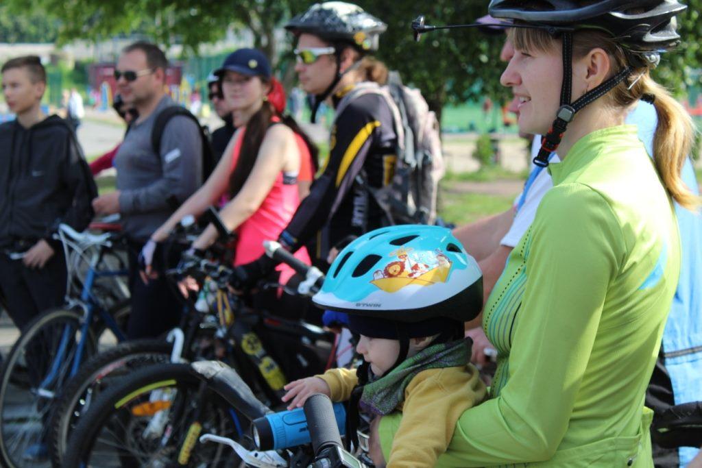 Велосипед – у маси! У Фастові відбувся Велодень - Фастів, велосипед - 61068873 2126915214093239 1422876515741204480 o