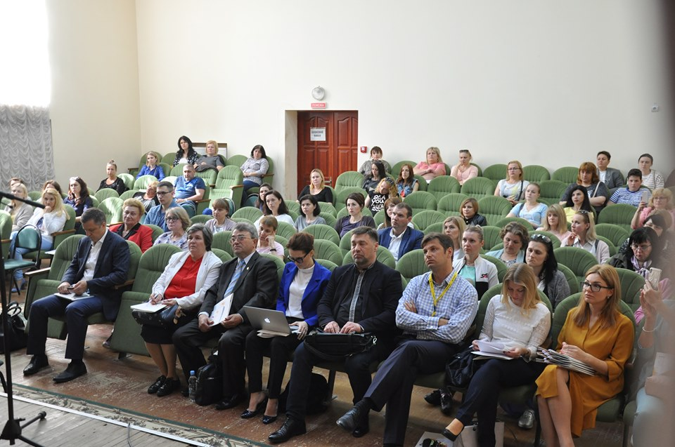 """Бровари: Всеукраїнська науково-практична конференція """"Розвиток сімейної політики міста"""""""