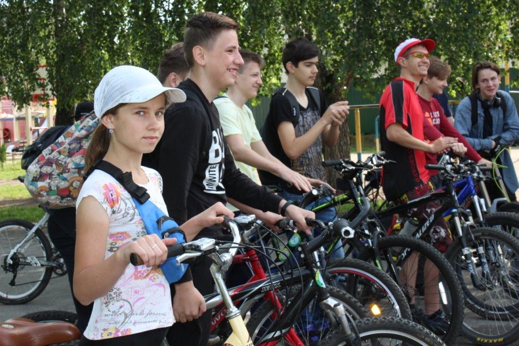 Велосипед – у маси! У Фастові відбувся Велодень - Фастів, велосипед - 61149335 2126915947426499 804594528710295552 o