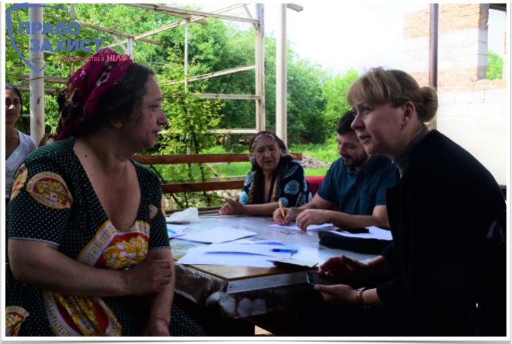 61156295_2269378926711170_9079911865651298304_n Бориспільщина: ромам, які не мають документів пропонують допомогу