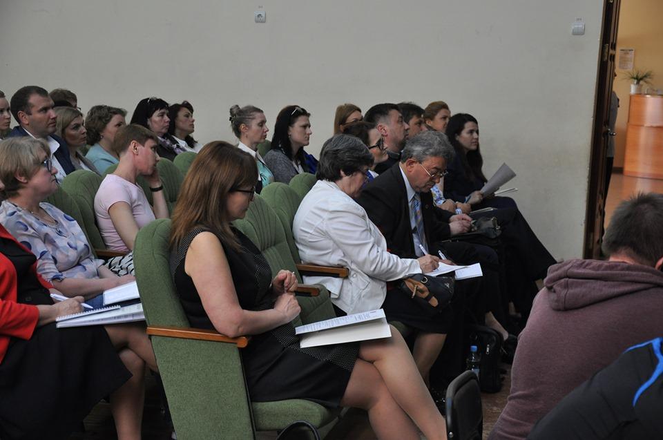 """Бровари: Всеукраїнська науково-практична конференція """"Розвиток сімейної політики міста"""" -  - 61185396 1029505907246794 1770479068093874176 n"""