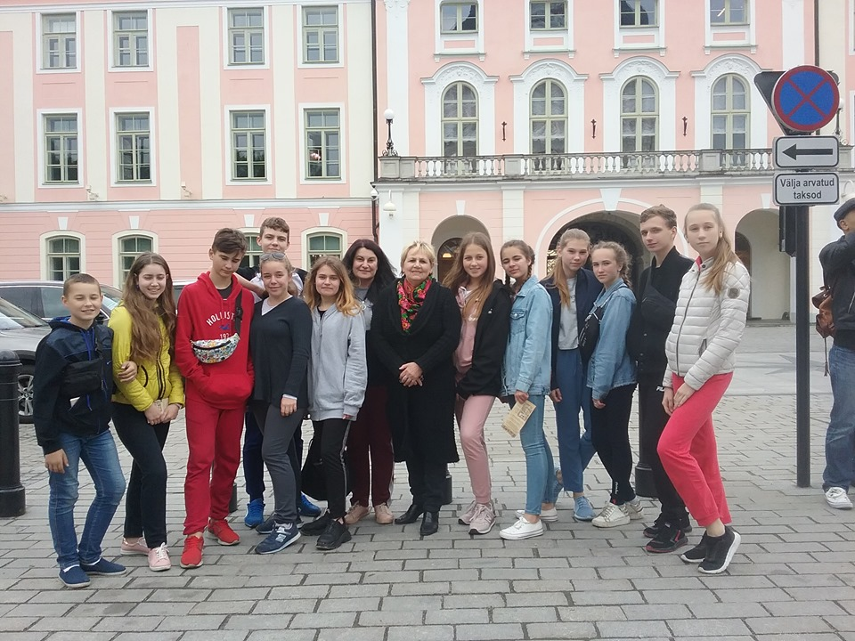 """Хореографічний колектив """"Тріумф"""" з Броварів відвідав Естонію -  - 61220119 2151223371661477 3032028318615470080 n"""