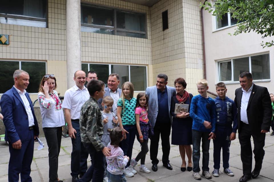 Голова Київської ОДА Олександр Терещук відвідав Переяславщину -  - 61226447 904194053258429 3783170111016271872 n