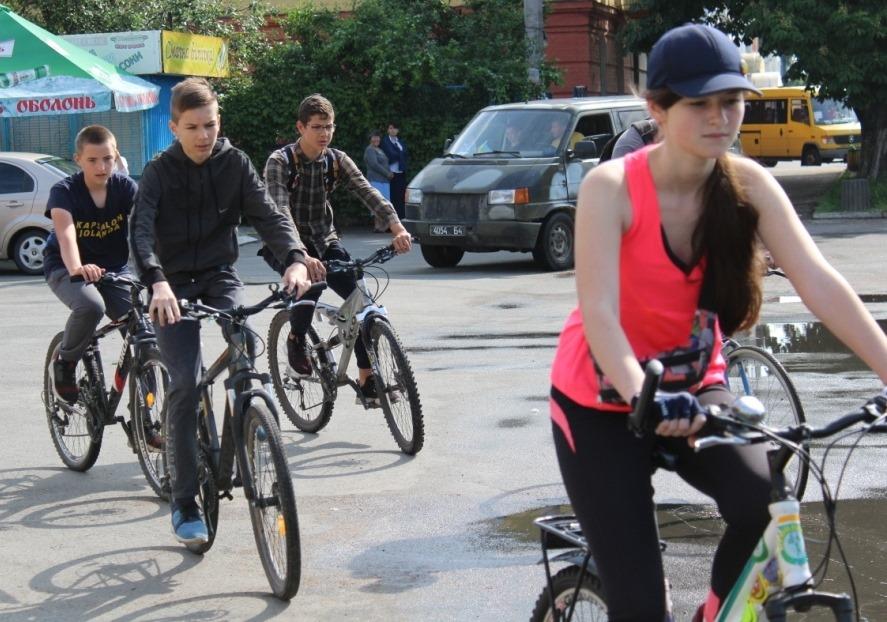 Велосипед – у маси! У Фастові відбувся Велодень - Фастів, велосипед - 61237664 2126916077426486 2871041330769821696 n