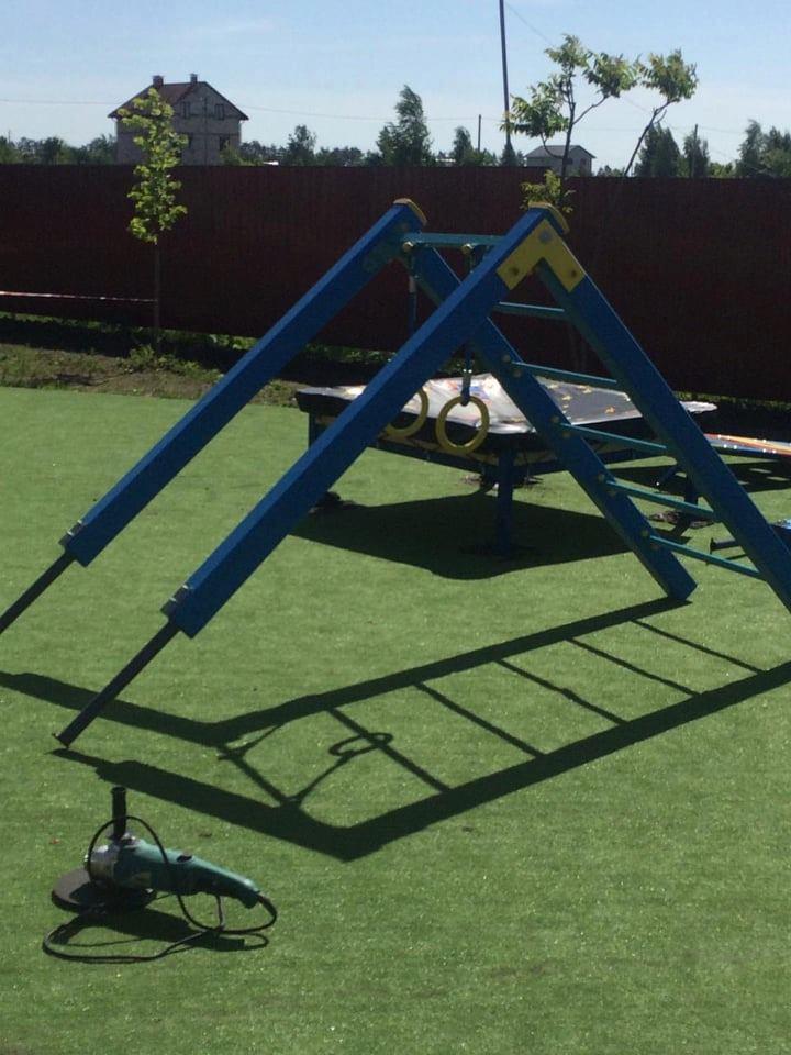 61259152_606372273194932_3454174993372413952_n На Київщині відкриють інклюзивний парк для дітей
