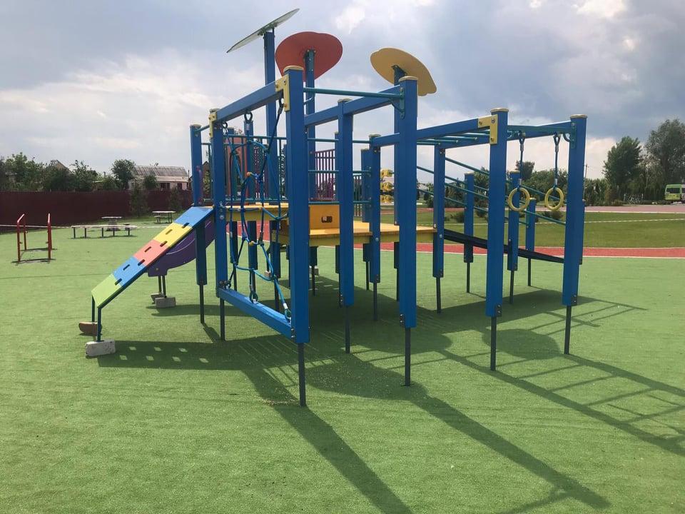 61269982_606372606528232_5093651030587998208_n На Київщині відкриють інклюзивний парк для дітей