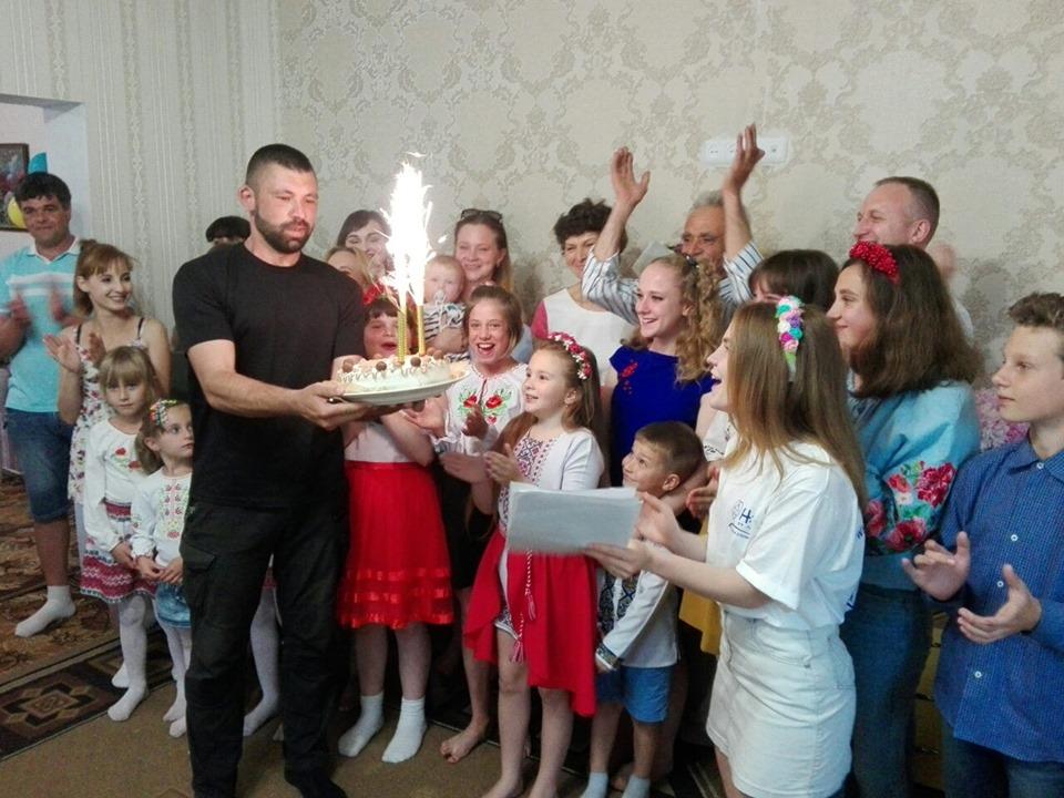 На Бориспільщині дитячий будинок сімейного типу святкує 20-річчя -  - 61593506 204164437217831 7141026889363095552 n