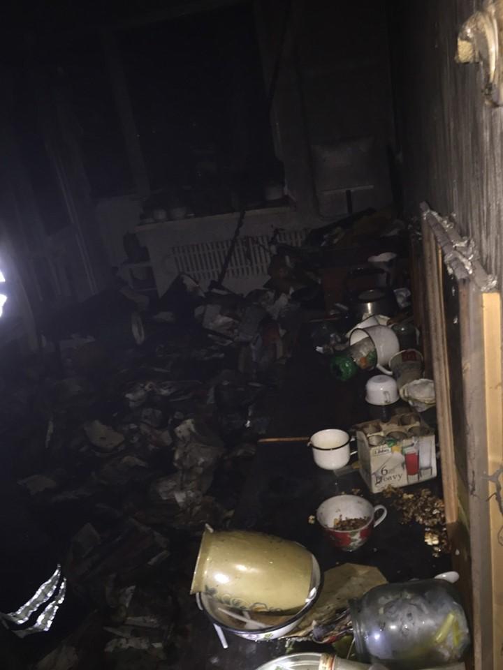 В Броварах у багатоповерхівці горіла квартира зі сміттям -  - 61605401 1284732181677025 7386345328137469952 n