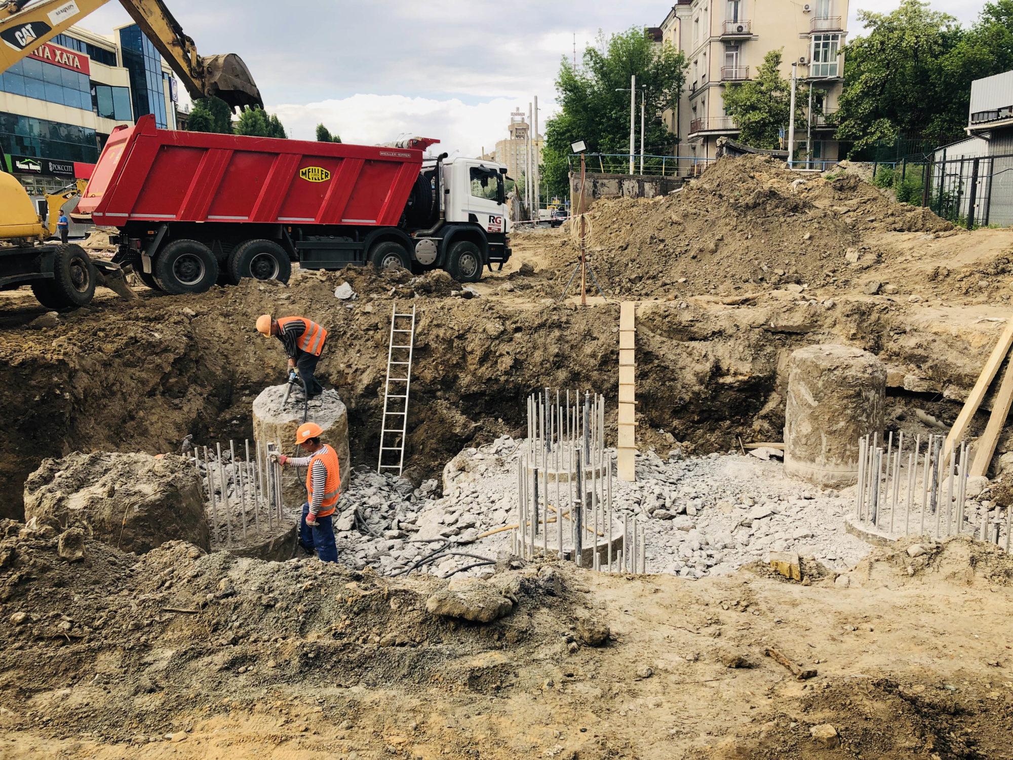 Шулявський міст: будівництво, затори та небезпечний перехід. Фоторепортаж -  - 637gjgjg 1 2000x1500