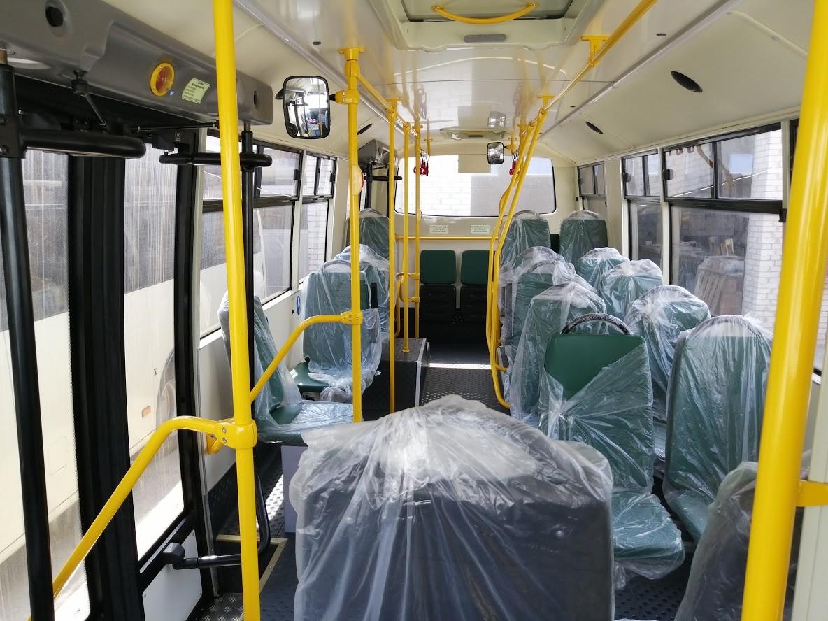 Борисполем їздитимуть іще 5 нових автобусів -  - 65 onovlennya parku 10 novikh isu