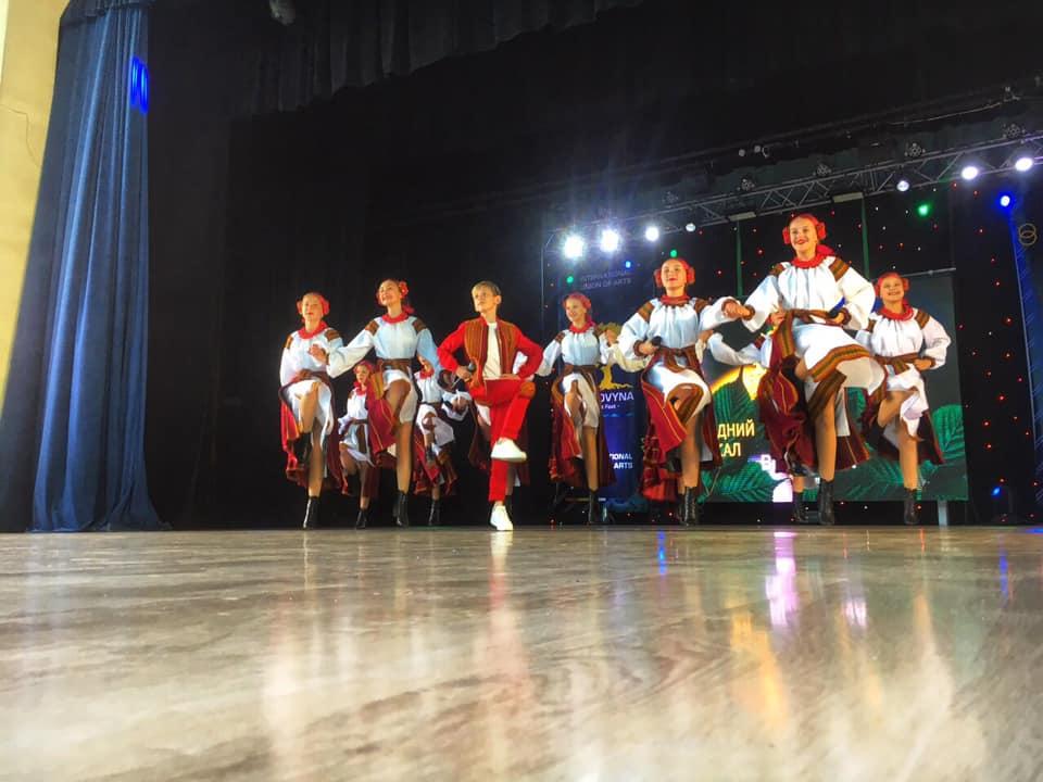 7-4 Вихованці Гореницького будинку культури - в числі кращих виконавців Міжнародного фестивалю-конкурсу «Bukovyna Art fest»