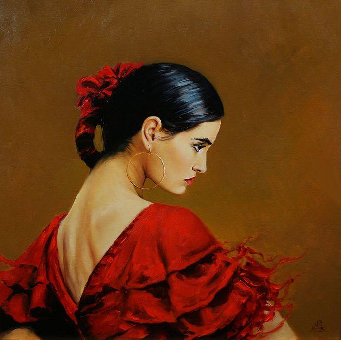«Все про Кармен» : у столиці відбудеться вечір іспанської музики, присвячений фатальній жінці -  - 74867628 large 2795685 2007 00038