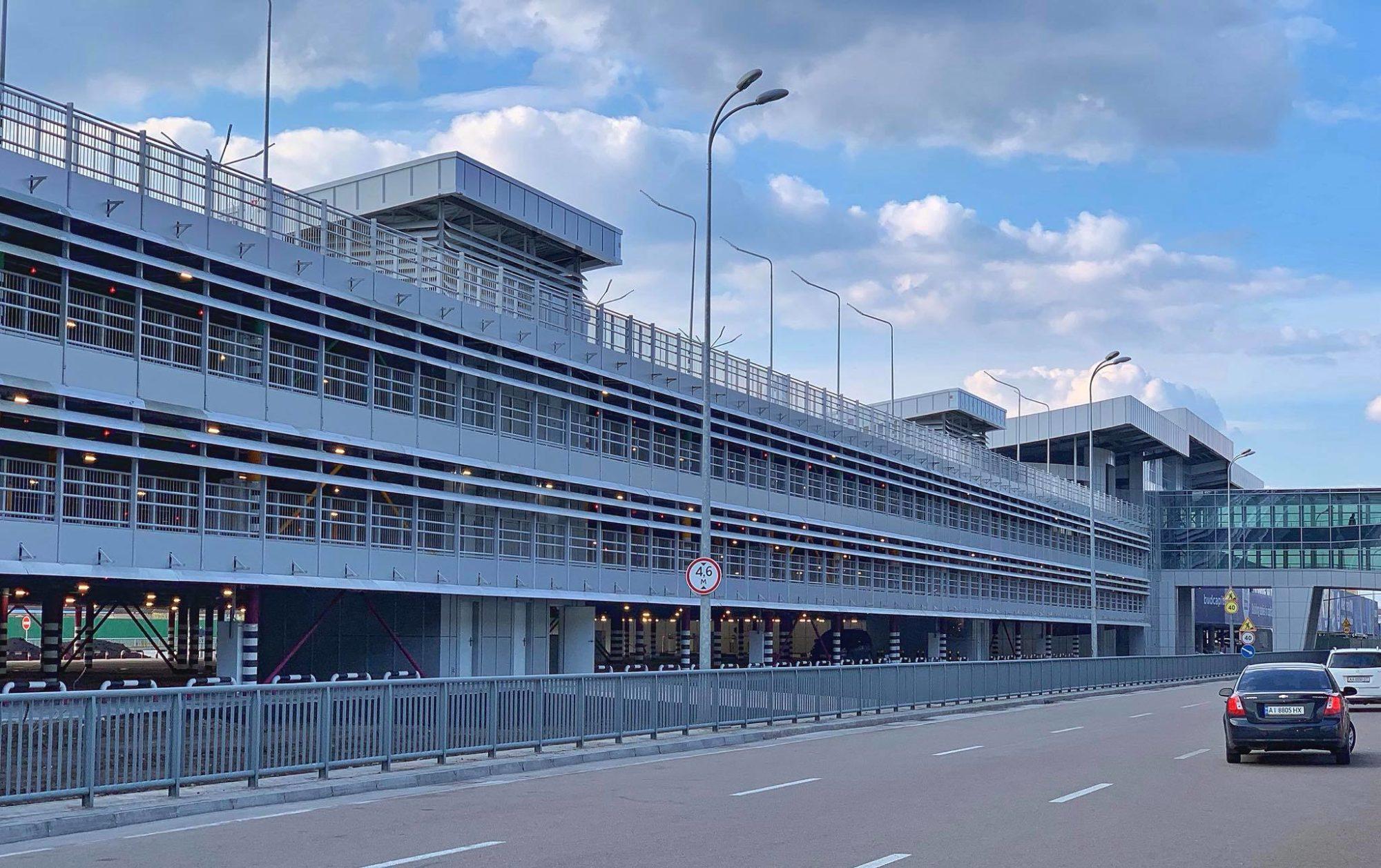 """Скільки коштуватиме парковка у багаторівневому паркінгу в """"Борисполі"""" -  - 7f62a99e3afb203806a25c6a458c5cc6 2000x1258"""