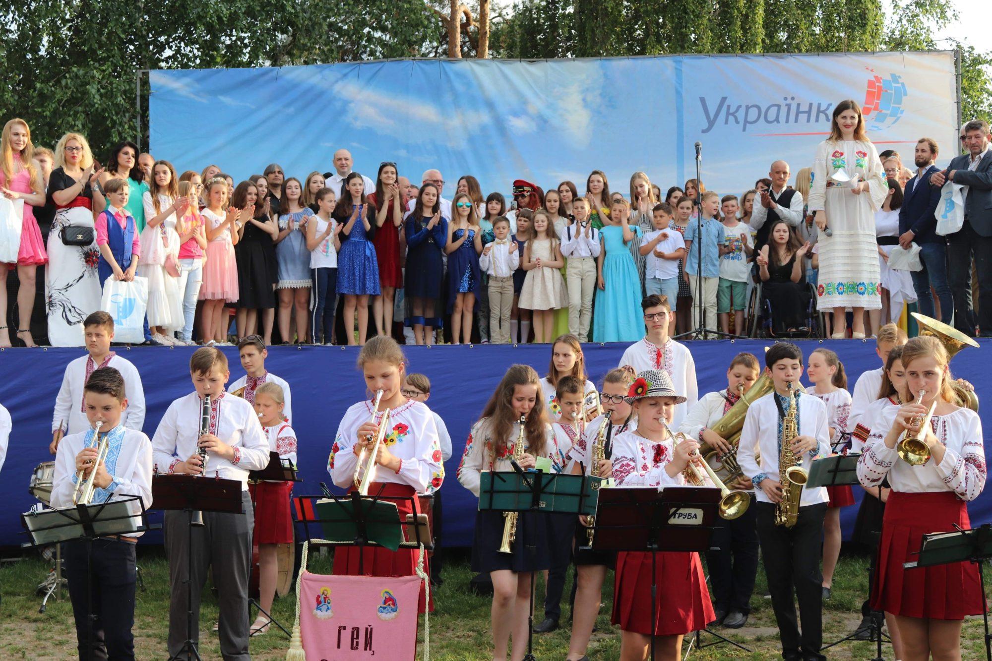 В Українці стартував міжнародний фестиваль «Золотий ключик» -  - 8AF3BE8E F95C 480C AAC5 2FBAD6A32365 2000x1333