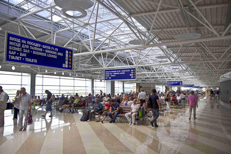 """Аеропорт """"Бориспіль"""" може зупинити роботу через страйк працівників -  - A08t90k6Qd4nKdqgMAyMLlfD6oBEx0iV"""