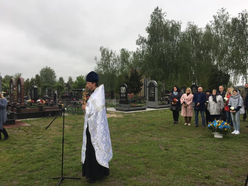 У Бучі вшанували Героїв, які віддали власне життя за наше мирне небо - Приірпіння, київщина, Друга світова війна, Буча, АТО, Алея Слави - ATO 1