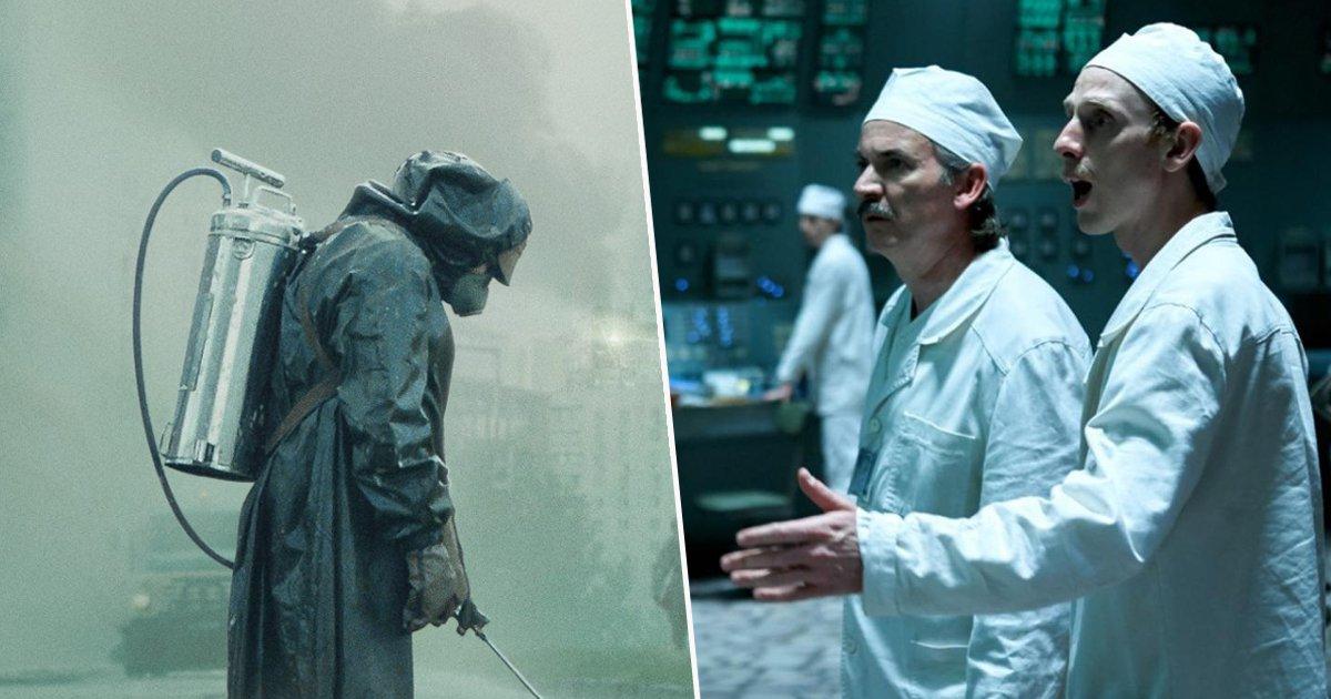 Серіал про аварію на Чорнобильській АЕС найперший в рейтингу по всьому світу -  - Chernobyl 1