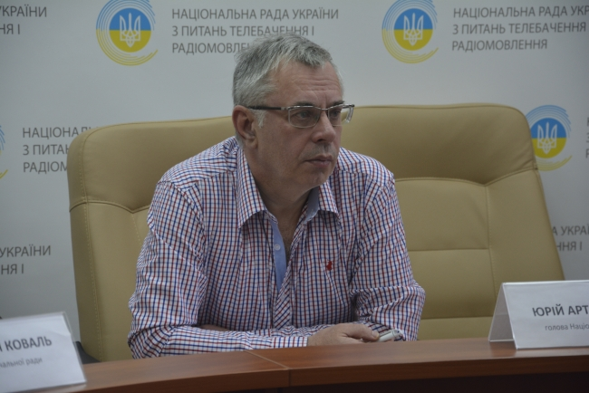 Голова Нацради з питань телебачення і радіомовлення України подав у відставку -  - DSC0344 650x434
