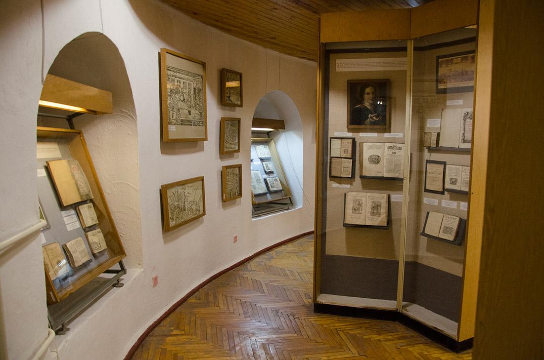 На День Києва Музей книги і друкарства презентуватиме виставку -  - DSC 2374
