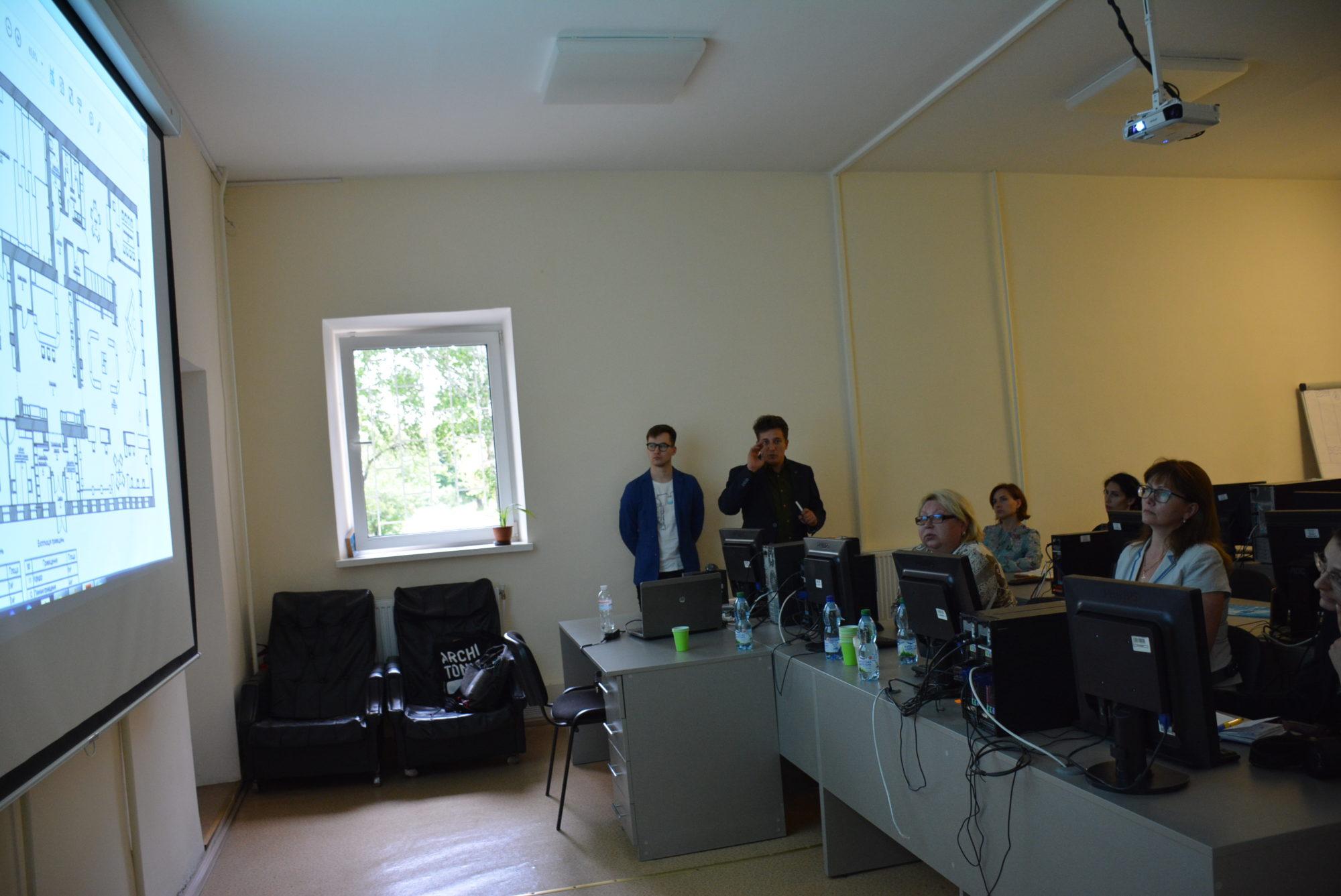 У Броварах презентували проект реновації міської бібліотеки -  - DSC 8911 2000x1337