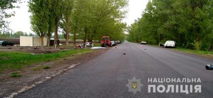 Депутат Яготинської міськради спричинив смертельну ДТП -  - DTP YAgotyn