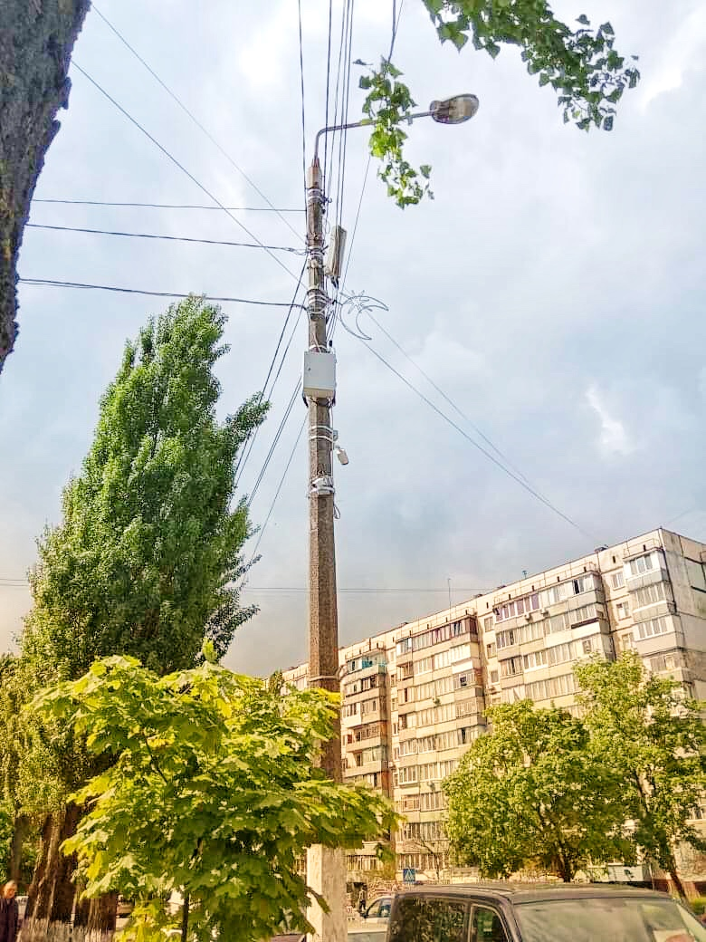 В Українці працює вуличне радіо -  - E660666B 03F1 4E6B A4A8 2EF76CA06C16