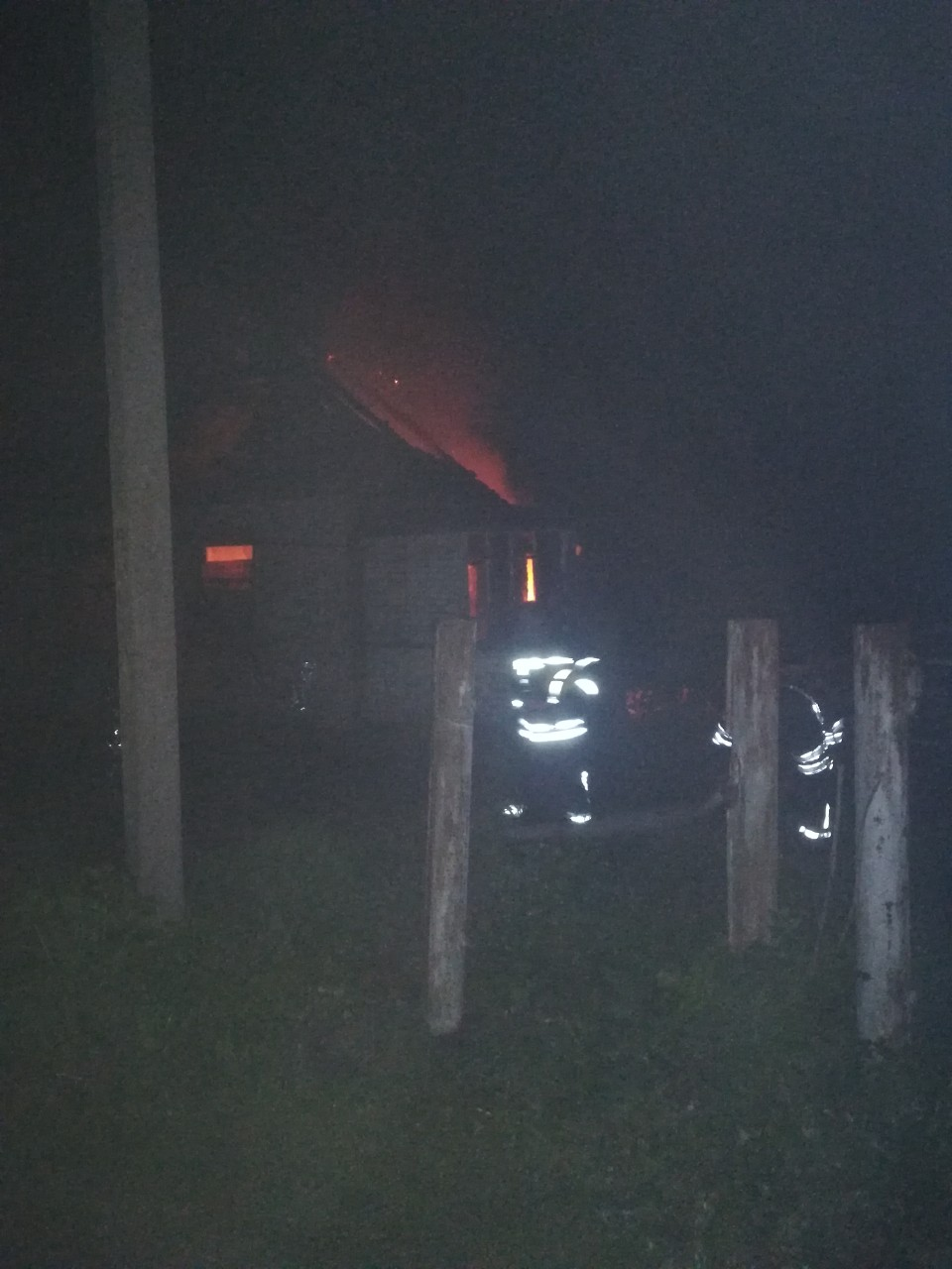 На Обухівщині загорівся будинок - рятувальники, пожежа, ДСНС - IMG 3af211aa5edb289d110dcbaf4a5eb740 V