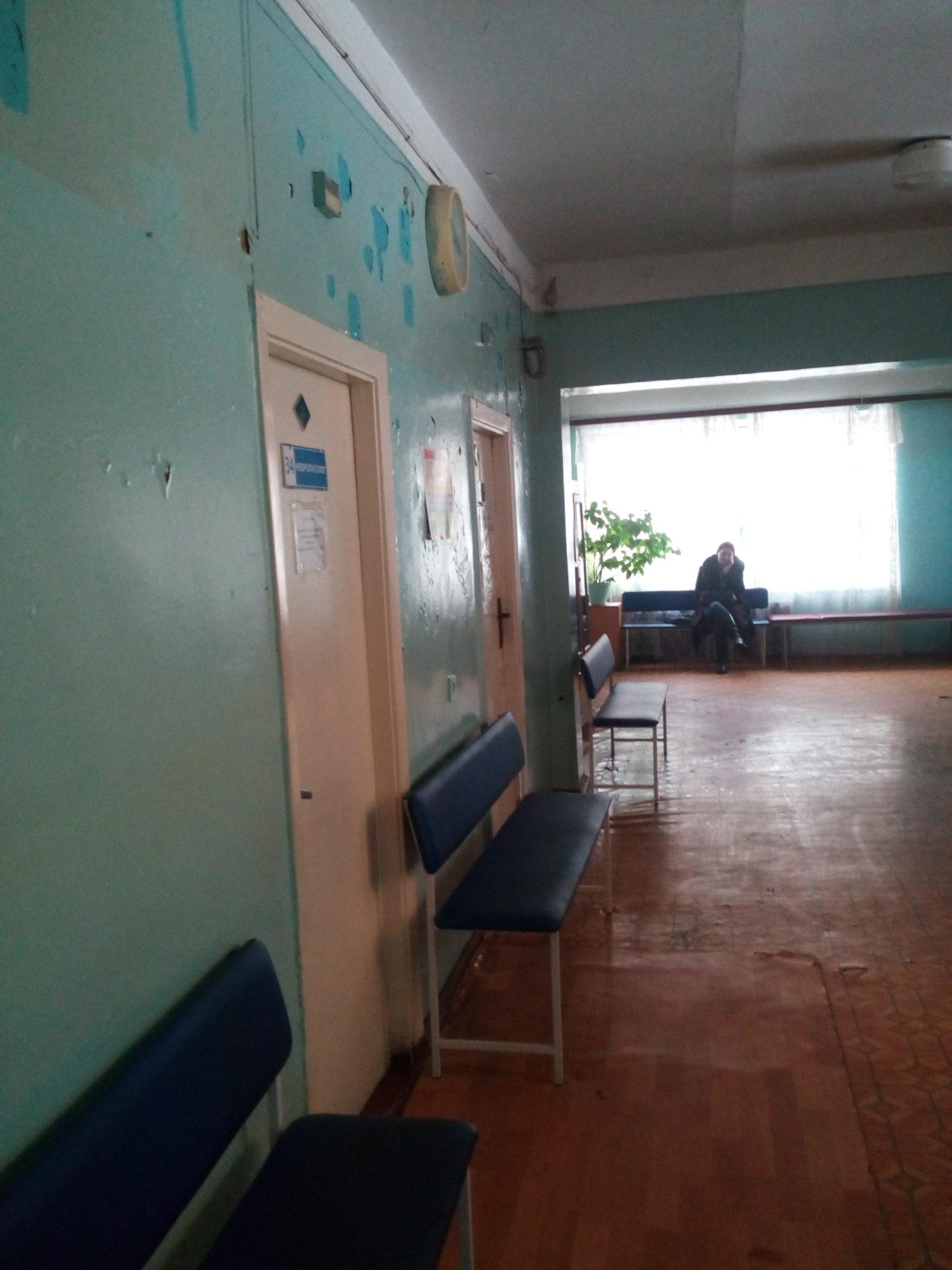 У Бориспільській ЦРЛ з'явиться цифрова мамографічна система за 501 тис доларів США -  - IMG 20181222 091422 1500x2000