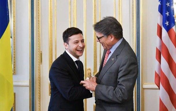 Зеленський попросив Америку посилити санкції проти Росії -  - IMG 20190521 092152 206