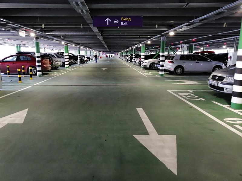 """У ДП МА """"Бориспіль"""" гучно відкрили  багаторівневий паркінг -  - IMG 20190523 162503"""