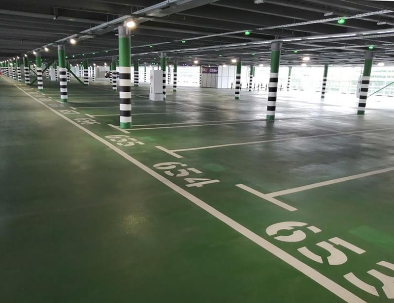 """У ДП МА """"Бориспіль"""" гучно відкрили  багаторівневий паркінг -  - IMG 20190523 162752"""
