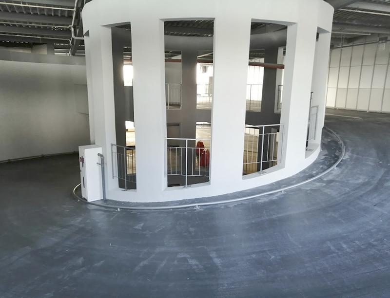 """У ДП МА """"Бориспіль"""" гучно відкрили  багаторівневий паркінг -  - IMG 20190523 165134"""