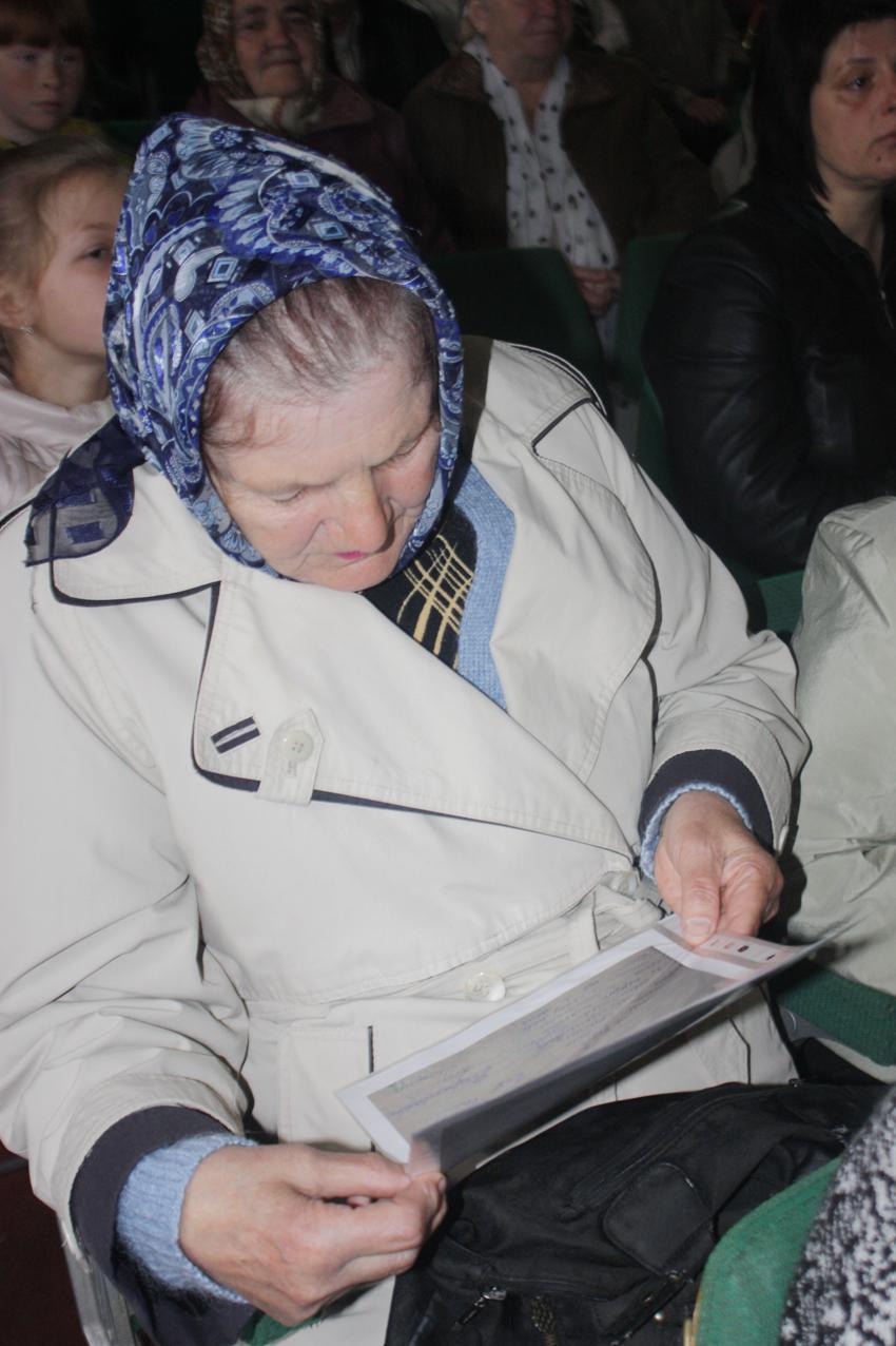 Переяславщина: 30 громадян отримали листи із минулого -  - MG 1440