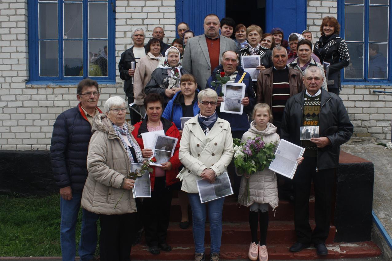 Переяславщина: 30 громадян отримали листи із минулого -  - MG 1469