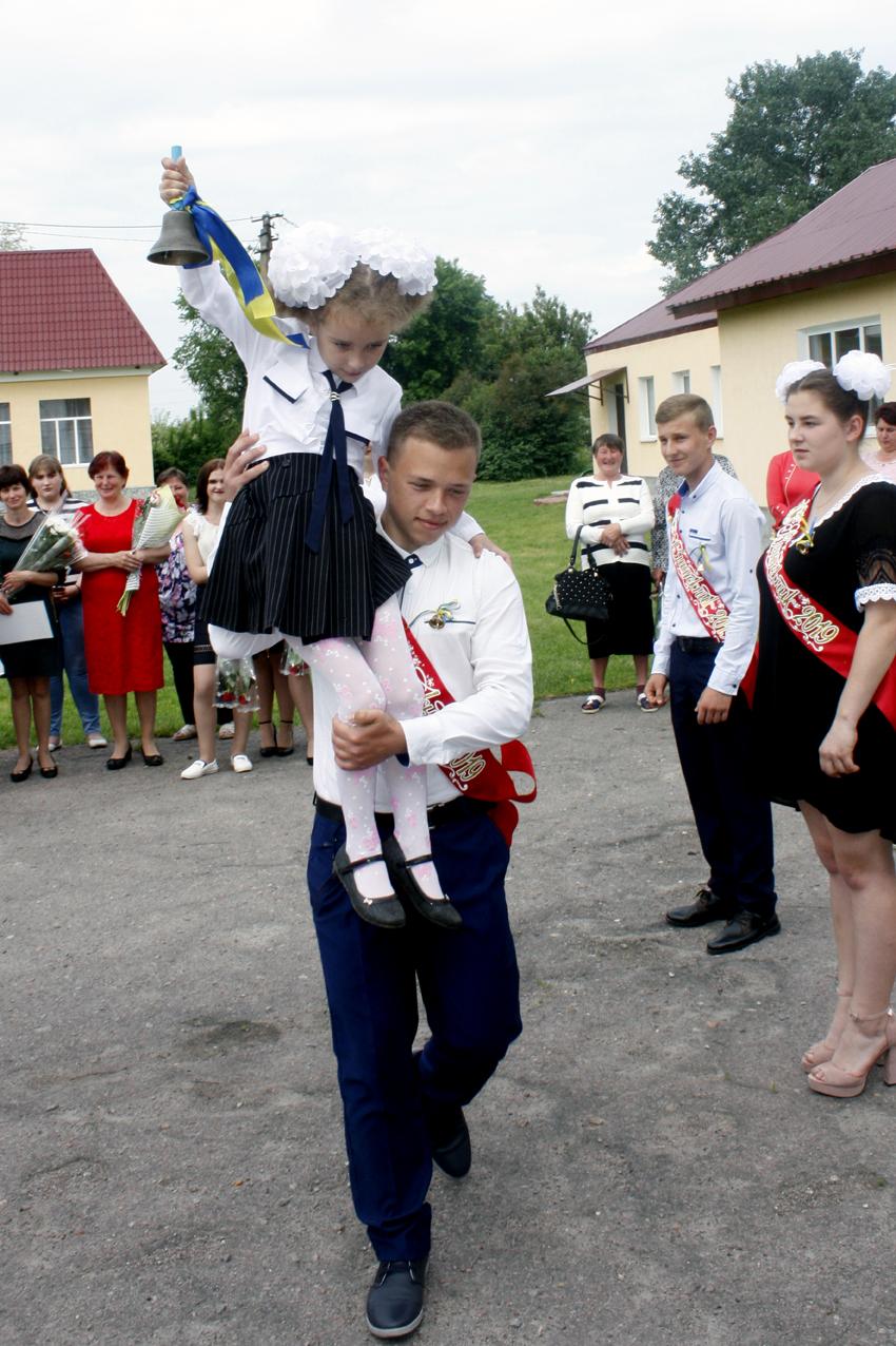 MG_1770 На Переяславщині під час шкільного свята відкрили пам'ятну дошку