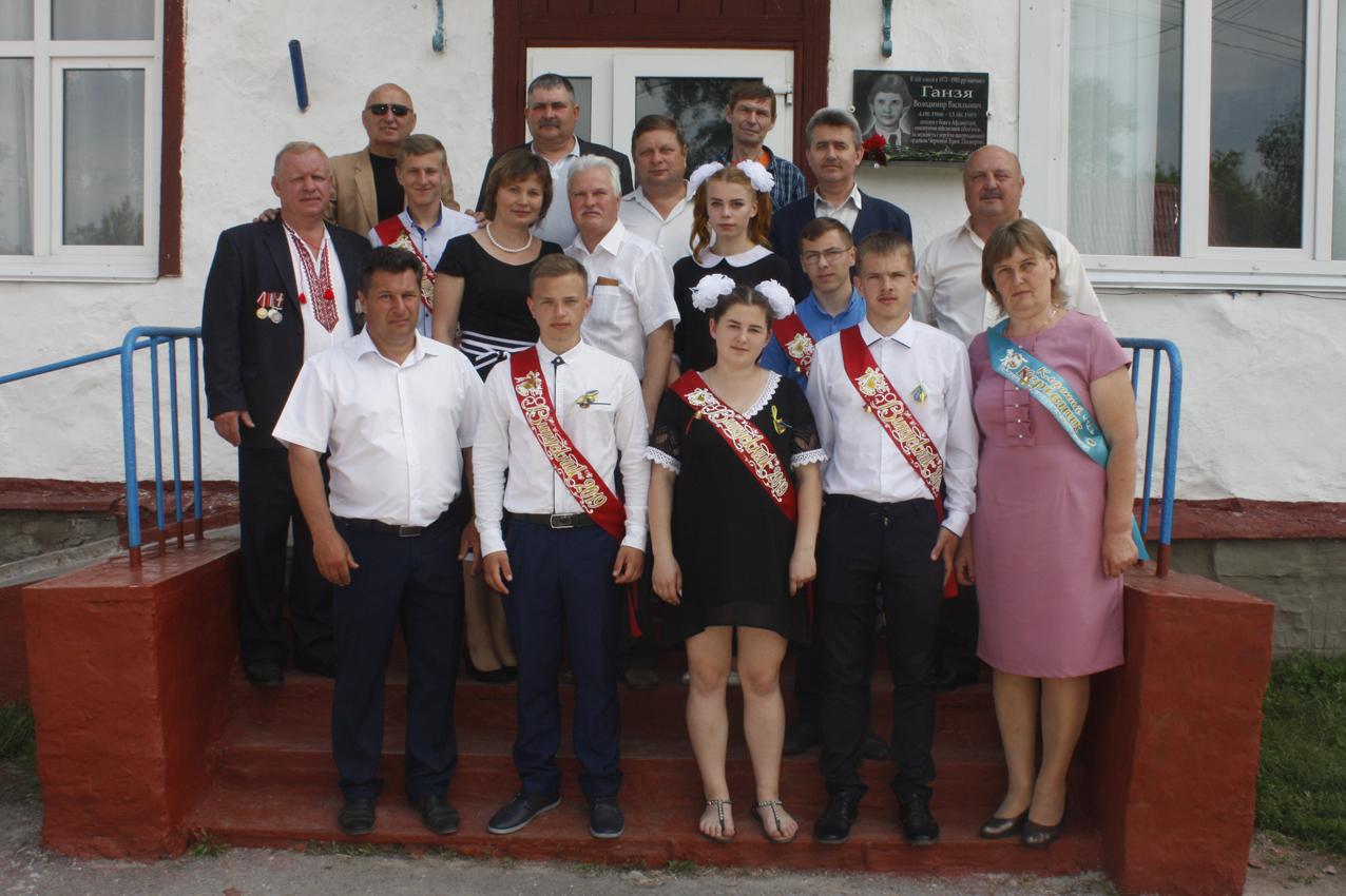 MG_1803 На Переяславщині під час шкільного свята відкрили пам'ятну дошку
