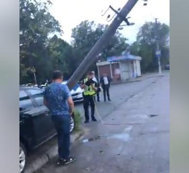 Novyj-rysunok-69 Бориспіль: лекговик залишив пів міста без світла збивши бетонний стовп (відео)