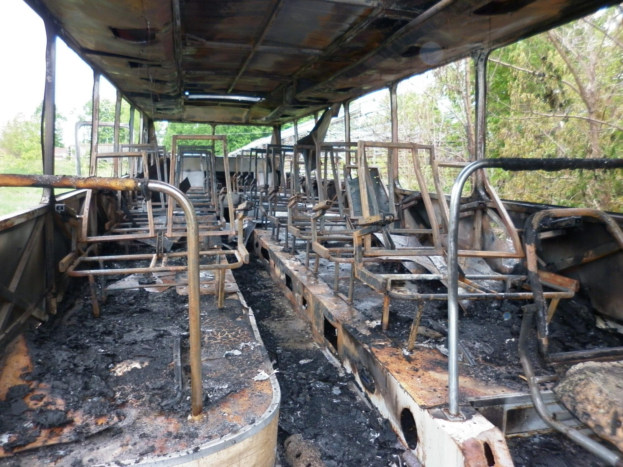 У Ржищеві на Київщині вщент згорів автобус -  - P1010035 2000x1500