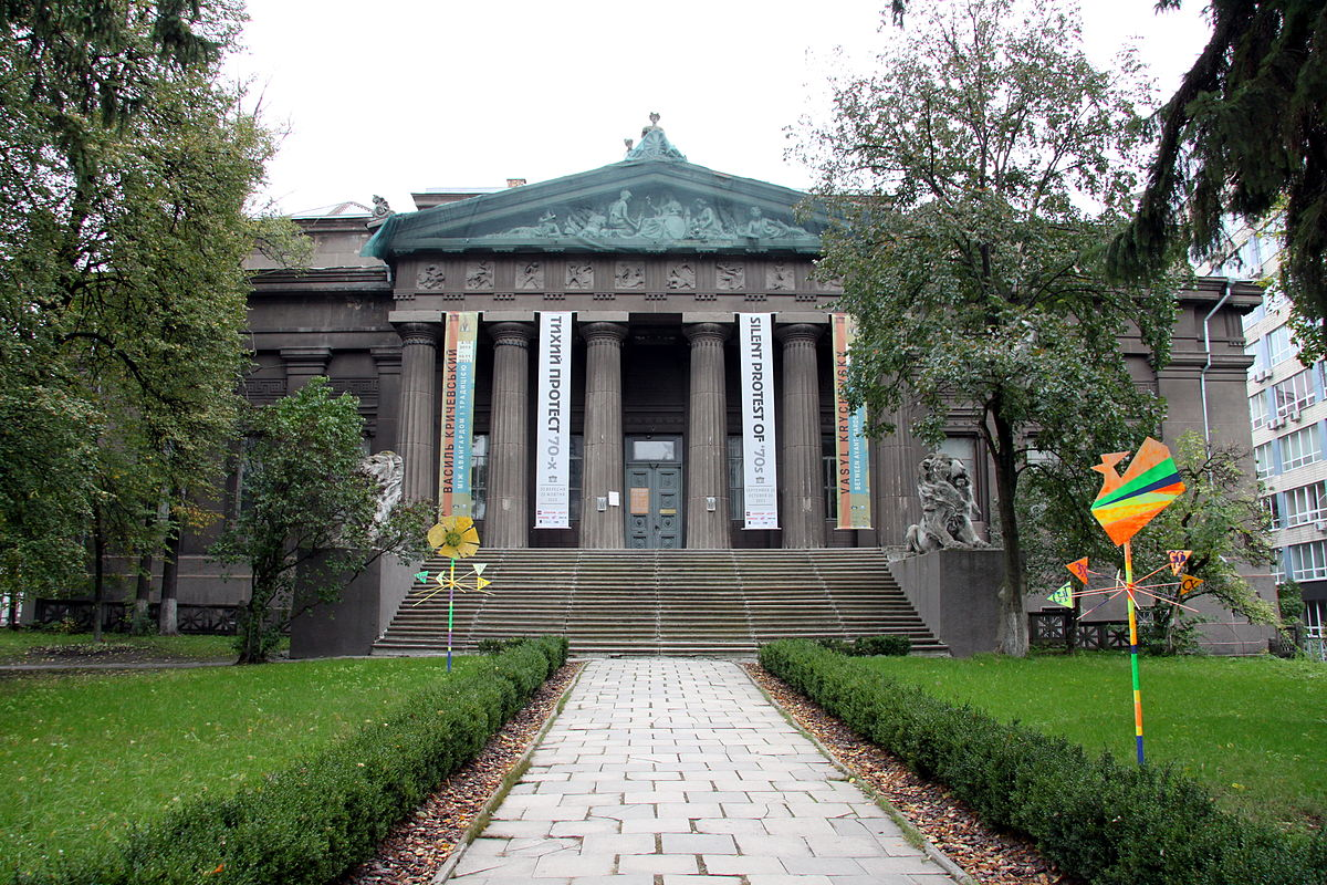 Чим порадує гостей ніч у Національному художньому музеї України -  - Pechersk 28 09 13 087