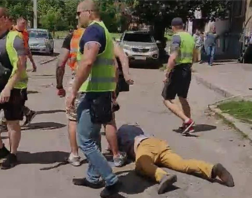 Поліція розслідує резонансне побиття адвоката у Білій Церкві - побиття, злочин, Біла Церква - Pobyttya