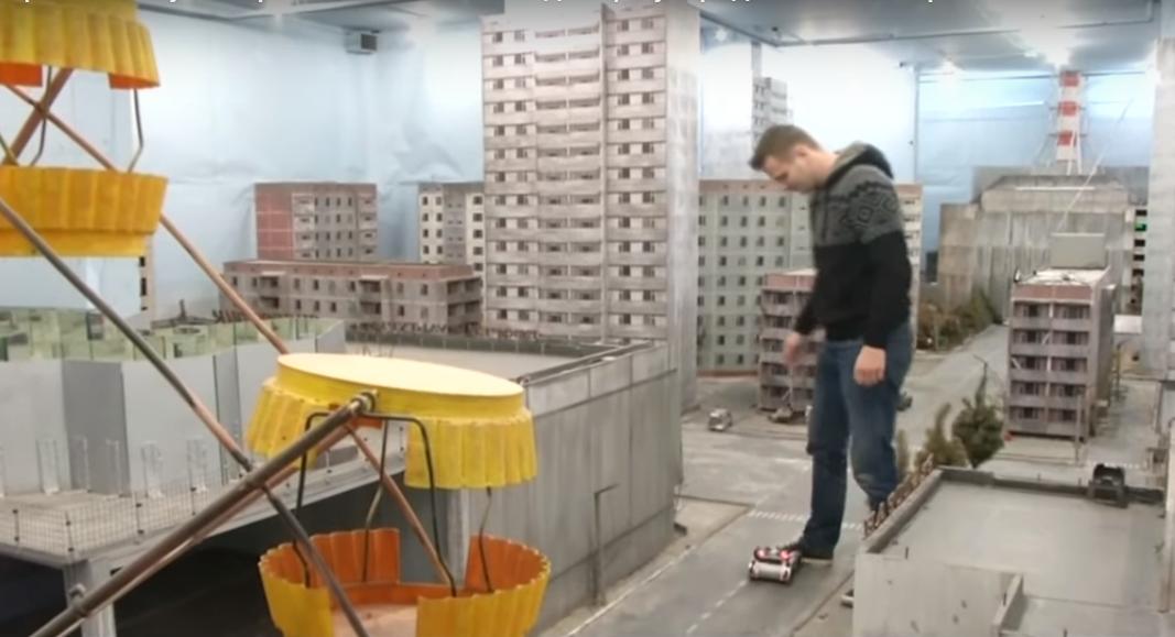 """У Броварах збудували копію Чорнобильської зони для гри """"Ізотопіум: Чорнобиль"""" -  - Screenshot 21"""
