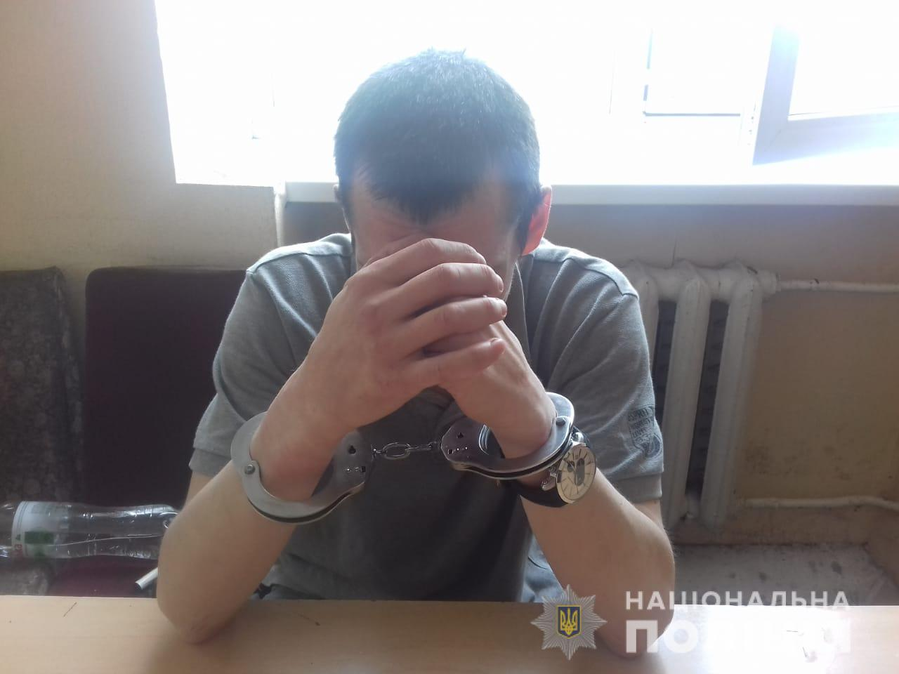Фастівчанин вкрав плазмовий телевізор у кафе: втекти від поліції не вдалось - поліція Фастова - WhatsApp Image 2019 05 16 at 10.49.31 AM