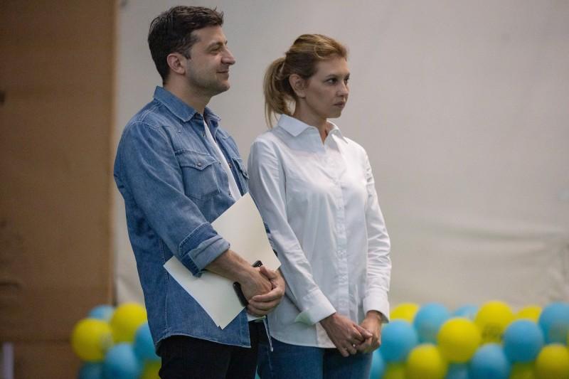 Табір відкривав сам президент : Володимир Зеленський побував на Обухівщині із важливою місією -  - a8dafe6c4463d4a62d425aa0a1e51463 1558799201 wysiwyg