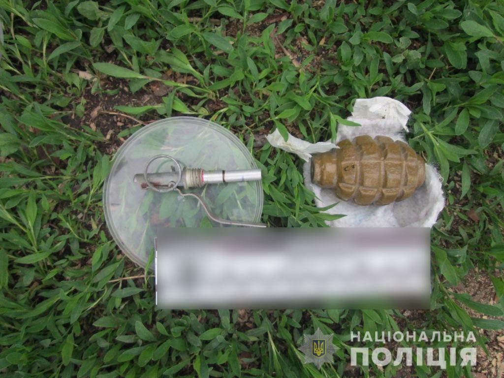 На Білоцерківщині чоловік підірвав себе гранатою - самогубство, поліція Київщини, Білоцерківський район - ato suitsyd1