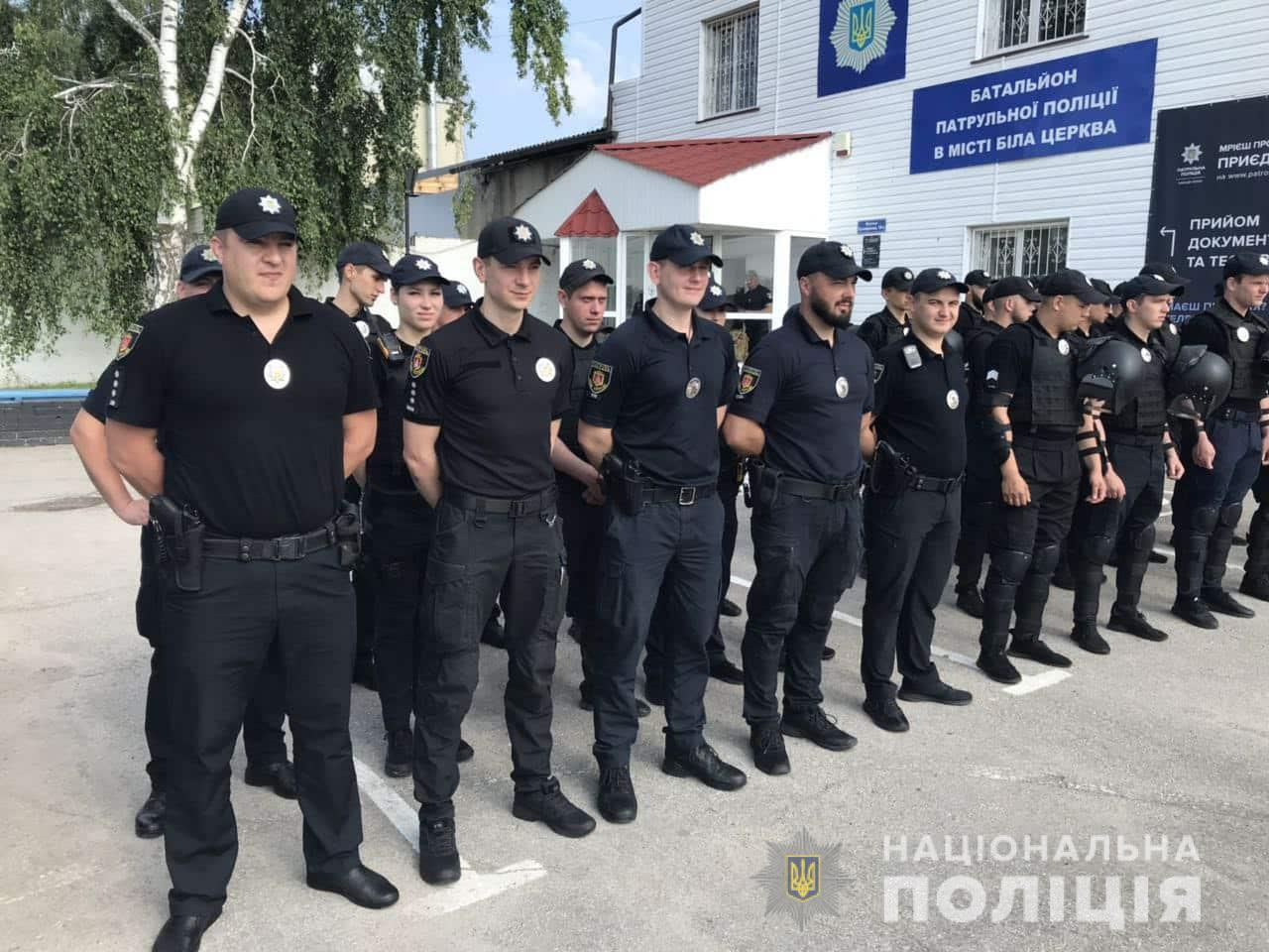 У Білій Церкві збільшили кількість поліцейських патрулів - патрульна поліція, Біла Церква - avto bts1